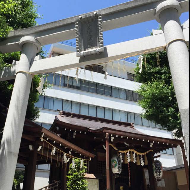 太田姫稲荷神社