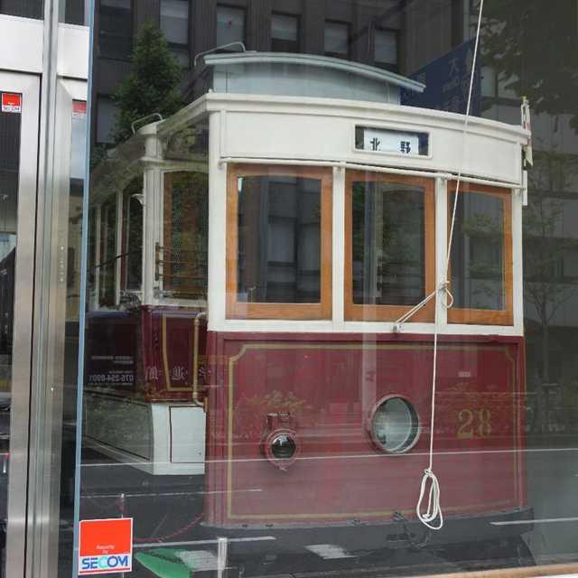 日本最初の電車