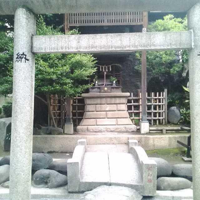 御徒町八幡神社