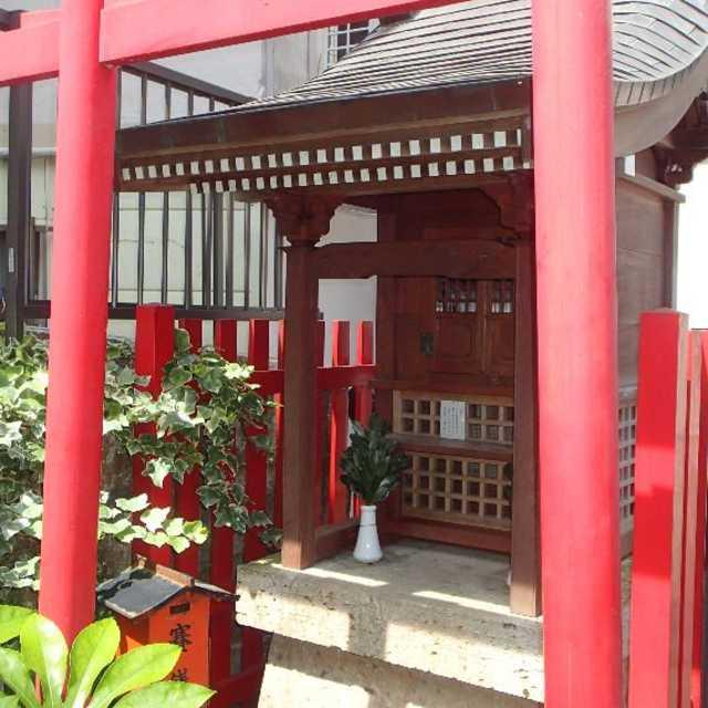 京都伏見稲荷の分霊