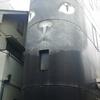 小石川の猫ビル
