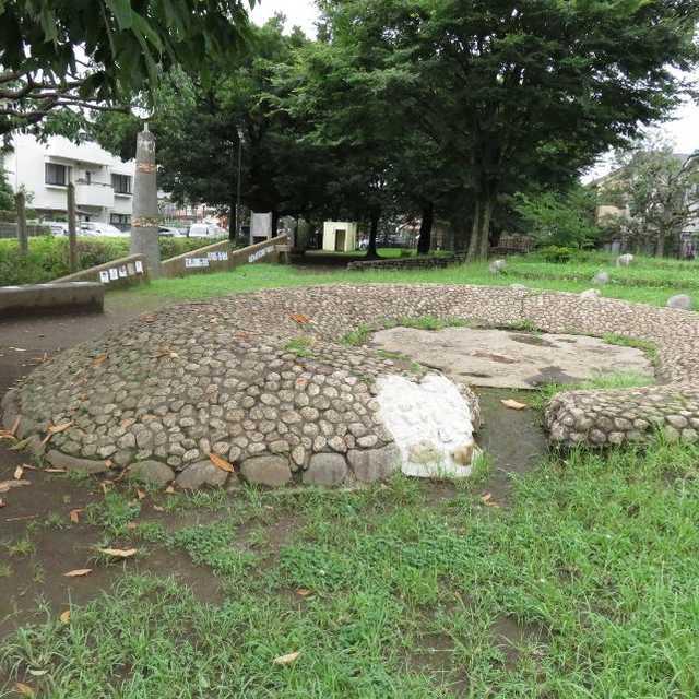 早宮史跡公園(東早淵