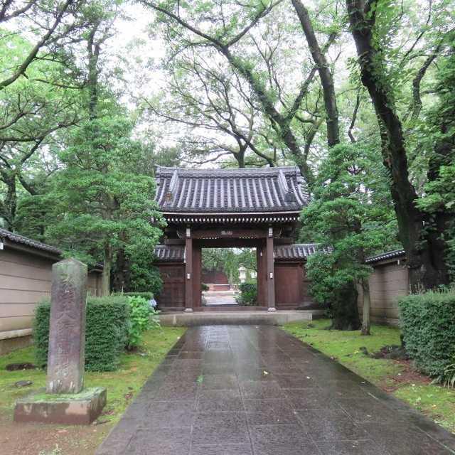 最明寺安養院
