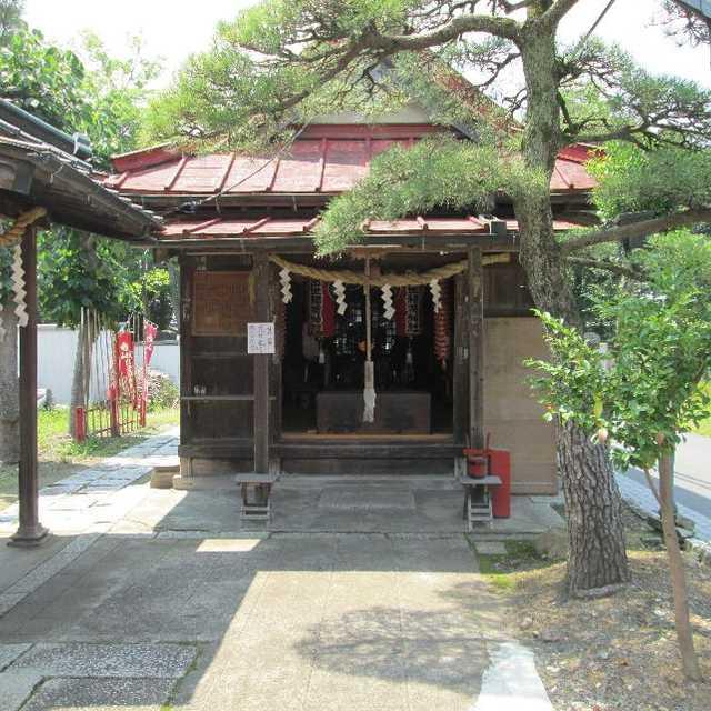 城山出世稲荷神社
