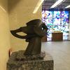 地下鉄のシンボル・マーキュリー像を巡る