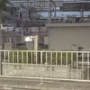 JR新宿駅の駅構内にある慰霊碑