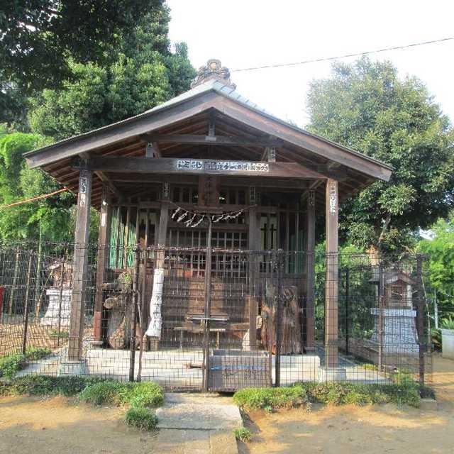 附島女体神社