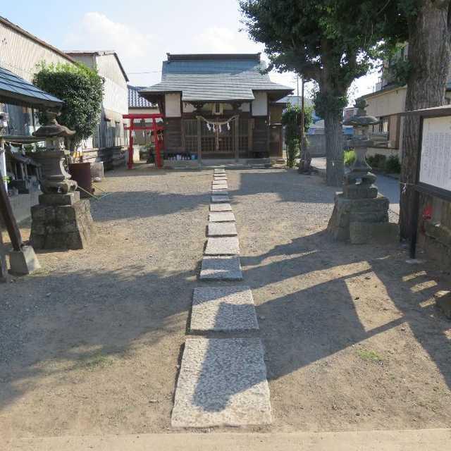 萩原諏訪神社