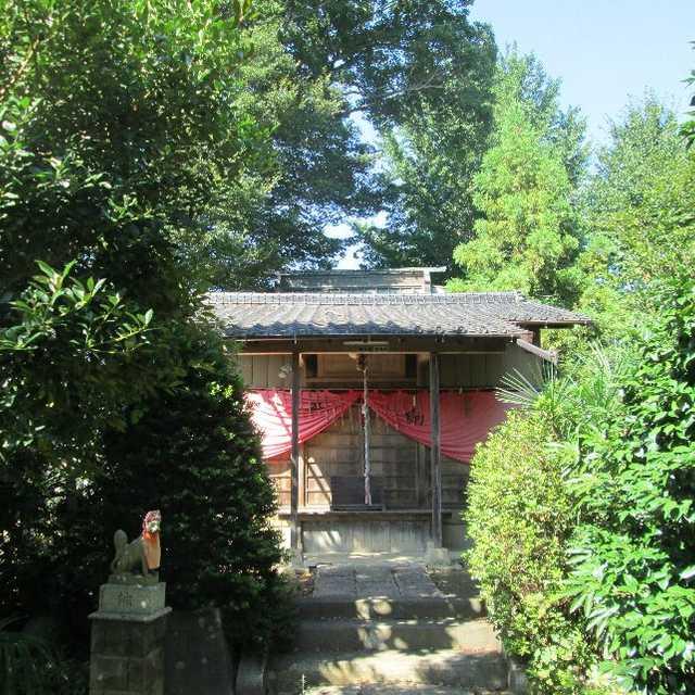 木比提稲荷神社
