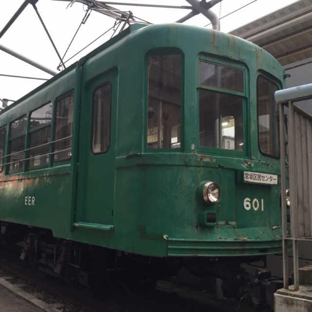 江ノ電601号