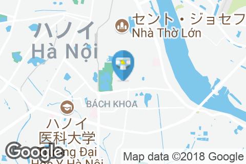 Vincom Center Ba Trieu(5F)のオムツ替え台情報