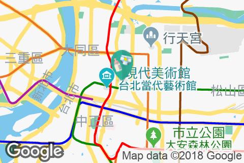 台北晶華酒店 Regent Taipei(B1)の授乳室・オムツ替え台情報