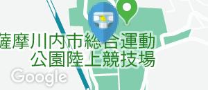 薩摩川内市総合運動公園のオムツ替え台情報