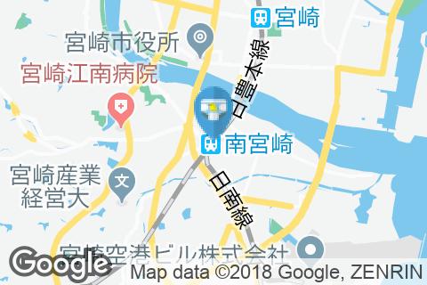 南宮崎駅(改札外)のオムツ替え台情報