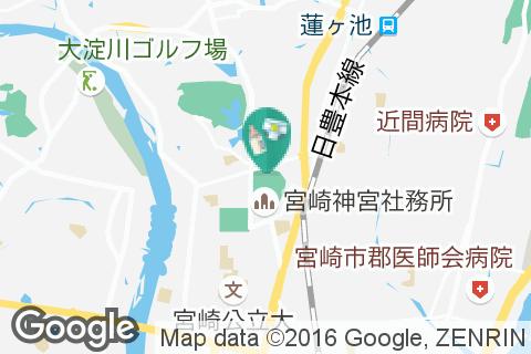 宮崎県総合博物館の授乳室・オムツ替え台情報