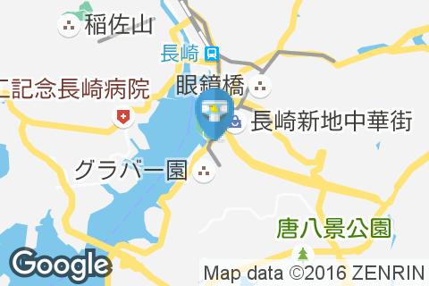 ホテルモントレ長崎のオムツ替え台情報
