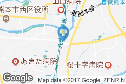 生麺専門 鎌倉パスタ イオンタウン西熊本店のオムツ替え台情報