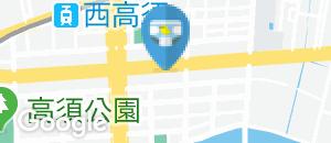 ココス 高須新町店のオムツ替え台情報