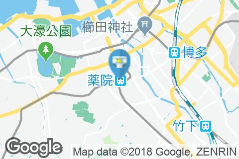 福岡市交通局 薬院駅(改札内)のオムツ替え台情報