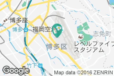 福岡空港 国際線ターミナルビル(3階 搭乗待合室内北側・南側)の授乳室・オムツ替え台情報