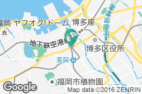 アフタヌーンティー・ティールーム福岡三越の授乳室・オムツ替え台情報