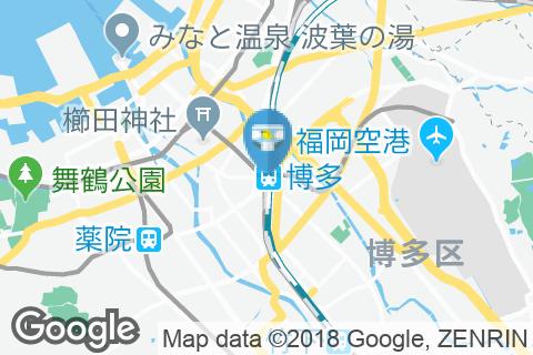 福岡市交通局 博多駅(改札内)のオムツ替え台情報
