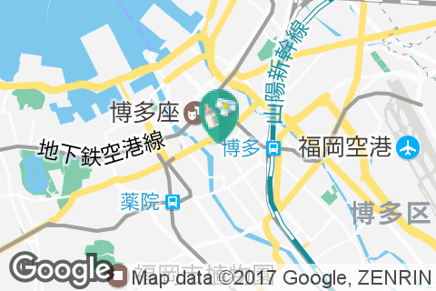 キャナルシティ博多(2F)の授乳室・オムツ替え台情報