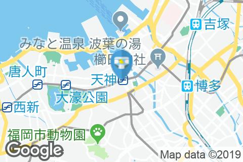 福岡パルコ 新館(5階)のオムツ替え台情報