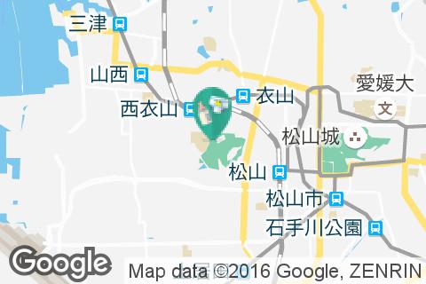 松山総合公園の授乳室・オムツ替え台情報