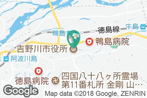 吉野川市役所 東館(1F)の授乳室・オムツ替え台情報