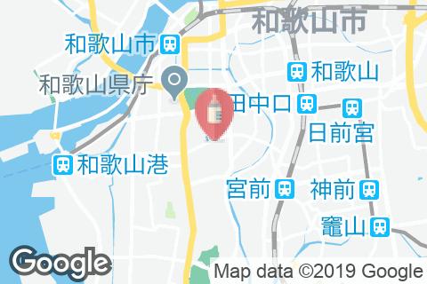 和歌山市役所健康局 健康推進部・保健所中保健センター(1F)の授乳室情報