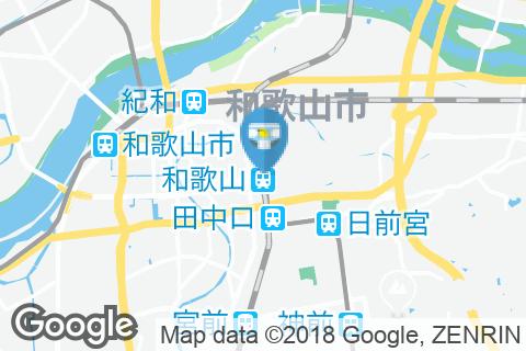 和歌山電鐵 和歌山駅(改札内)のオムツ替え台情報
