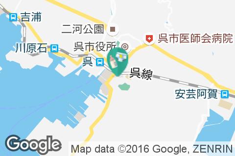 呉市立美術館の授乳室・オムツ替え台情報