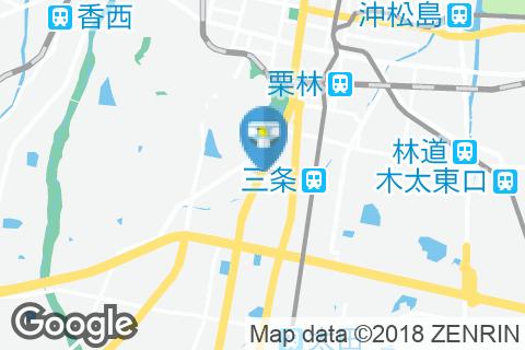 焼肉五苑 高松中央通りハゼ店のオムツ替え台情報