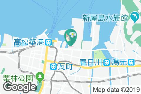 香川県立中央病院(2F)の授乳室・オムツ替え台情報