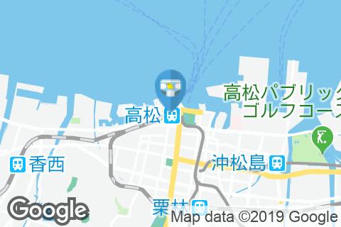 高松駅(改札外)のオムツ替え台情報