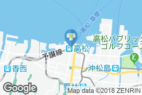 高松駅(改札内)のオムツ替え台情報