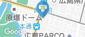 広島銀行 本店営業部のオムツ替え台情報