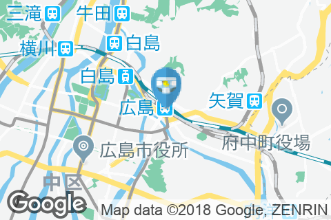 JR西日本 広島駅(改札内)のオムツ替え台情報