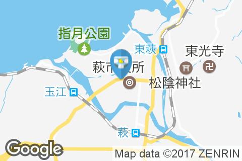 山口県萩総合庁舎(IF多目的トイレ内)のオムツ替え台情報