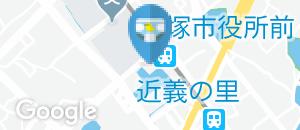 貝塚市 市民図書館(1F)のオムツ替え台情報