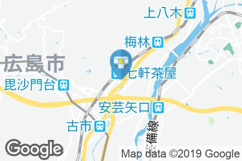 ニトリ 広島インター店(1F)のオムツ替え台情報