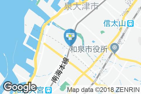 忠岡駅(改札内)のオムツ替え台情報