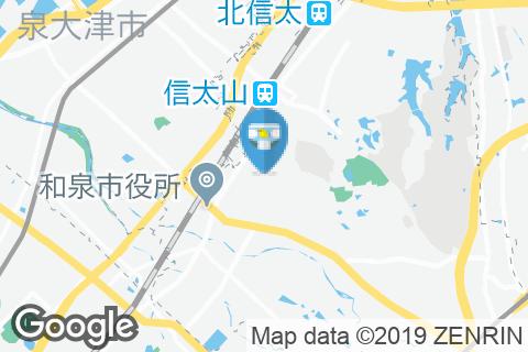 ドラッグ セイムス和泉府中店(1F)のオムツ替え台情報