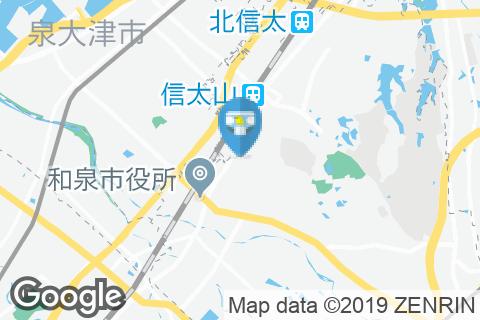 株式会社万代 和泉府中店(1F)のオムツ替え台情報
