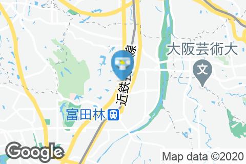 ガスト富田林店(1F)のオムツ替え台情報