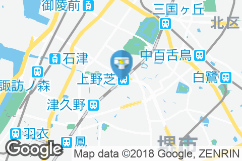 上野芝駅(改札外)のオムツ替え台情報