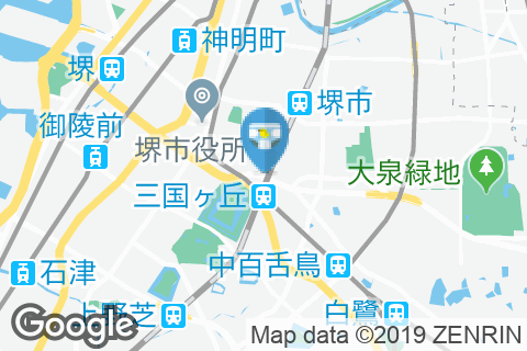 モルト・ボーノヴィアーレ 堺三国ヶ丘店のオムツ替え台情報