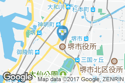 Cafe&Dinner COMS(2F)のオムツ替え台情報