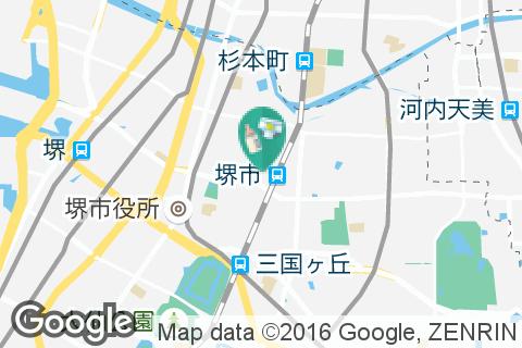 堺市立文化館 与謝野晶子文芸館の授乳室・オムツ替え台情報